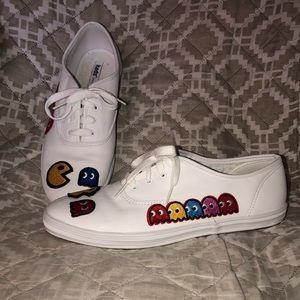 Custom Keds Pac-Man Shoes